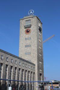 Torre della Stazione di Stoccarda