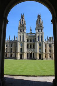 All Souls College - Scorcio
