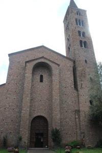 Basilica di San Giovanni Evangelista - Facciata