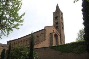 Basilica di San Giovanni Evangelista - Vista laterale