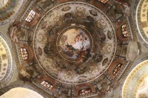 Basilica di San Vitale - Cupola