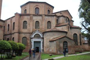 Basilica di San Vitale - Esterno