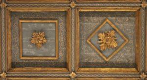 Basilica di Sant'Apollinare Nuovo - Dettaglio del Soffitto