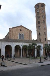 Basilica di Sant'Apollinare Nuovo - Esterno