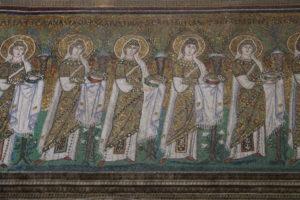 Basilica di Sant'Apollinare Nuovo - Mosaico 1