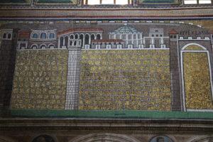 Basilica di Sant'Apollinare Nuovo - Mosaico 3