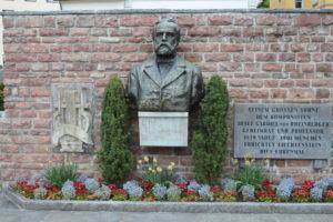 Bassorilievo per Franz Josef II