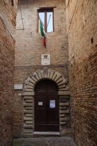 Cappella Musicale - ingresso