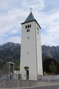 Cappella del Cimitero di Schaan