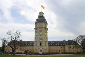 Castello di Karlsruhe - retro