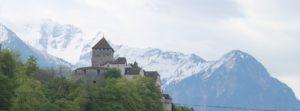 Castello di Vaduz - Lato