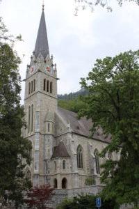 Cattedrale di San Florian - lato sinistro