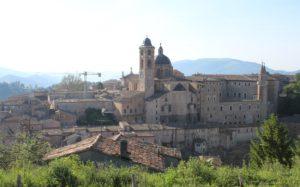 Centro Storico di Urbino - panoramica