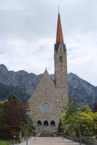 Chiesa Cattolica Schaan - Fronte