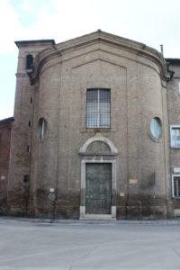 Chiesa di Santo Stefano degli Ulivi