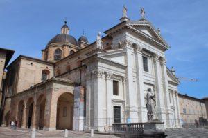 Duomo di Urbino - panoramica