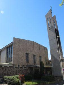 Eglise Notre Dame de Lourdes