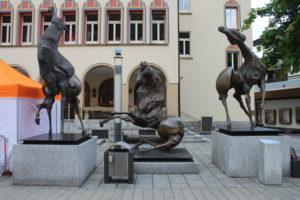 I Tre Cavalli di Nag Arnoldi