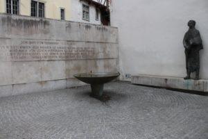 In onore di Johann Baptista von Tscharner