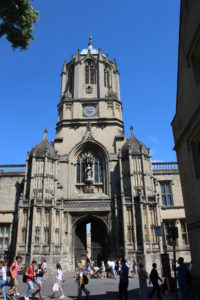 Ingresso del Christ Church College