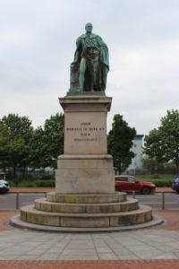 John Crichton-Stuart - secondo Marchese di Bute