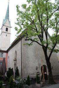 Kirche St. Regula