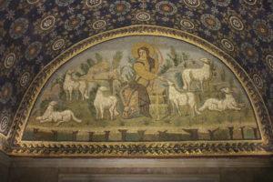 Mausoleo di Galla Placidia - Mosaico 1