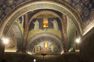 Mausoleo di Galla Placidia - Mosaico 2