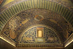 Mausoleo di Galla Placidia - Mosaico 3
