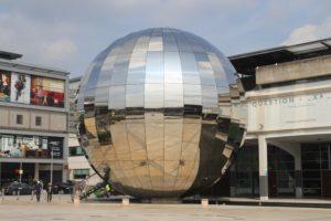 Millennium Square - Planetario