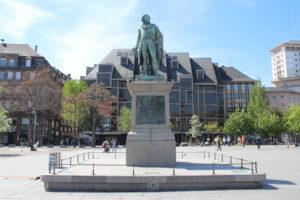 Monumento a Kleber