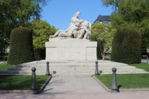Monumento ai Caduti di Strasburgo