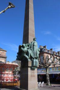 Monumento al Marechal Leclerc
