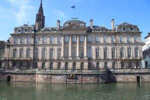 Palais Rohan - retro