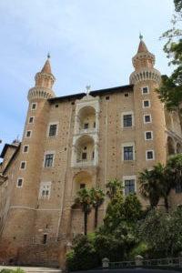 Palazzo Ducale - i torricini