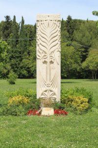 Parco Miralfiore - memoria per i genocidio armeno