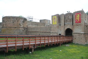 Parco Rocca Brancaleone - Ingresso e scorcio