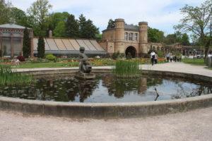 Parco del Castello - scorcio