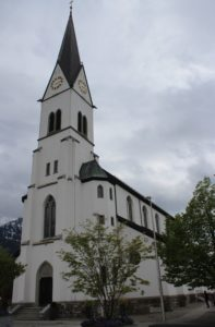 Pfarrkirche Eschen