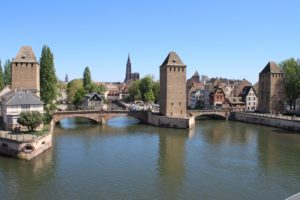 Ponts Couverts e Torri difensive