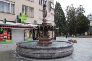 Postplatz-Brunnen