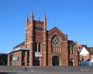 Queens Road Baptist Church