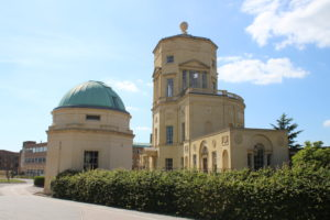 Radcliffe Observatory Center
