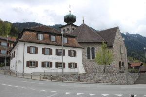 Rathaus Triesenberg