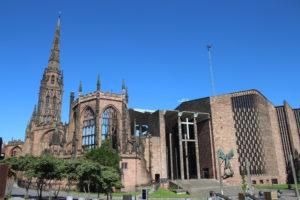 Rovine della Cattedrale di Coventry