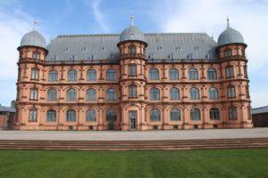 Schloss Gottesaue - retro