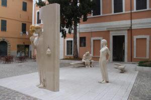 Sculture di Giuliano Vangi