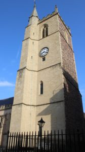 St. James' Priory - Campanile