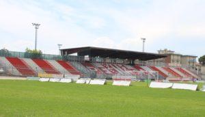 Stadio Tonino Benelli - tribuna centrale