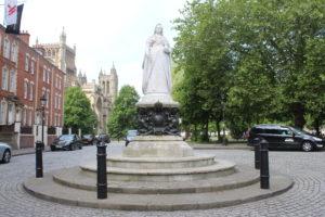 Statua della Regina Vittoria
